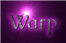 Font Caudex Warp Logo Preview