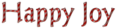 Font Chantelli Antiqua Happy Joy Logo Preview