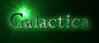 Font ChanticleerRoman Galactica Logo Preview