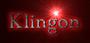 Font ChanticleerRoman Klingon Logo Preview