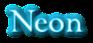 Font ChanticleerRoman Neon Logo Preview