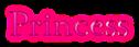 Font ChanticleerRoman Princess Logo Preview