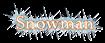 Font ChanticleerRoman Snowman Logo Preview
