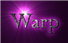 Font ChanticleerRoman Warp Logo Preview