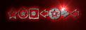 Font Charms BV Klingon Logo Preview