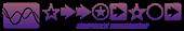 Font Charms BV Symbol Logo Preview
