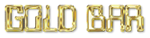 Font Checkbook Gold Bar Logo Preview