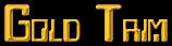 Font Checkbook Gold Trim Logo Preview