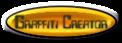 Font Checkbook Graffiti Creator Button Logo Preview