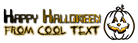 Font Checkbook Halloween Symbol Logo Preview