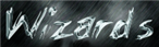 Font ChickenScratch Wizards Logo Preview