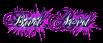 Font Chopin Script Bad Acid Logo Preview