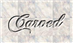Font Chopin Script Carved Logo Preview