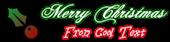 Font Chopin Script Christmas Symbol Logo Preview