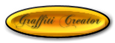 Font Chopin Script Graffiti Creator Button Logo Preview