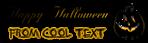 Font Chopin Script Halloween Symbol Logo Preview