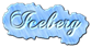 Font Chopin Script Iceberg Logo Preview