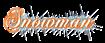 Font Chopin Script Snowman Logo Preview