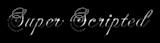 Font Chopin Script Super Scripted Logo Preview