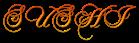 Font Chopin Script Sushi Logo Preview
