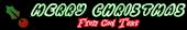 Font Chubb Christmas Symbol Logo Preview
