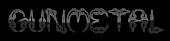 Font Claw Gunmetal Logo Preview