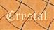 Font Cloister Black Crystal Logo Preview