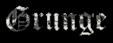 Font Cloister Black Grunge Logo Preview