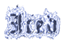 Font Cloister Black Iced Logo Preview