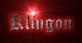 Font Cloister Black Klingon Logo Preview