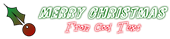 Font Comic Zine OT Christmas Symbol Logo Preview