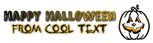 Font Comic Zine OT Halloween Symbol Logo Preview