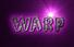 Font Comic Zine OT Warp Logo Preview
