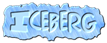 Font Comics Cartoon Iceberg Logo Preview
