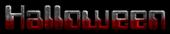 Font Computerfont Halloween Logo Preview