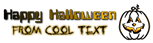 Font Computerfont Halloween Symbol Logo Preview