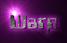 Font Computerfont Warp Logo Preview