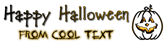 Font Cool Dots Halloween Symbol Logo Preview