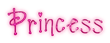 Font Cool Dots Princess Logo Preview