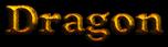 Font Cooper Dragon Logo Preview