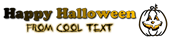 Font Cooper Halloween Symbol Logo Preview