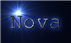 Font Courier Nova Logo Preview