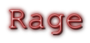 Font Courier Rage Logo Preview