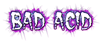 Font Cramps Bad Acid Logo Preview