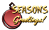Font Cramps Seasons Greetings Logo Preview