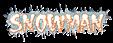 Font Cramps Snowman Logo Preview