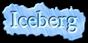 Font Crimson Iceberg Logo Preview