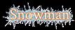 Font Crimson Snowman Logo Preview