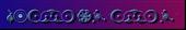 Font CropBats Blended Logo Preview