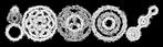 Font CropBats Chalk Logo Preview